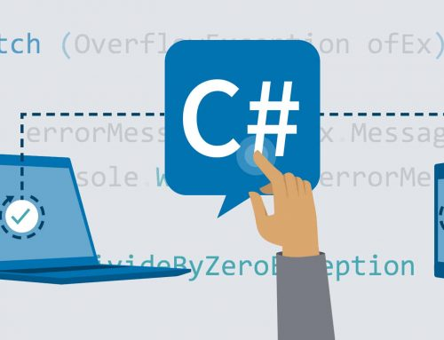 WHAT IS C#? HOW TO LEARN IT? HOW TO BECOME A FULL STACK .NET DEVELOPER?